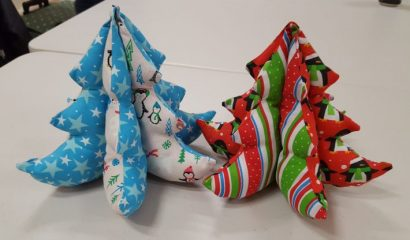 Festive Gifts and Stash Buster Class- Brigg